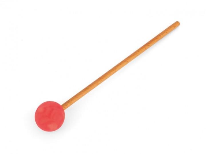 Gongreiber - Gummischlägel 4 cm