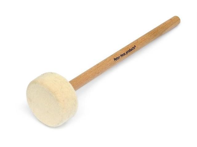 Peter Hess® Filzschlägel weich 7 cm für Klangschalen von 1300 - 1800 Gr.