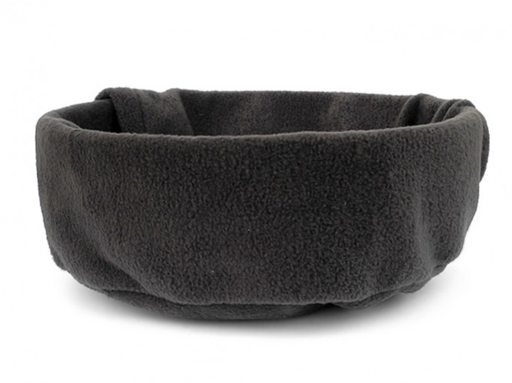 Schutzhülle für Klangschalen 30 cm grau