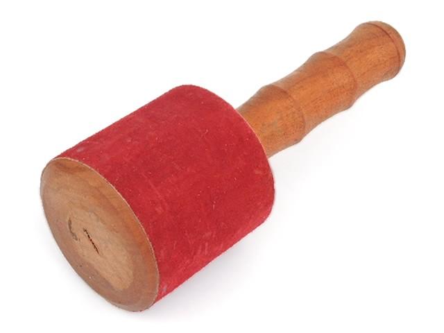 Lederklöppel 10 cm