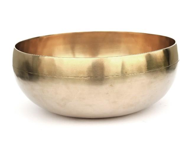 Peter Hess® Sangha-Meditationsklangschalen 1500g (gold)