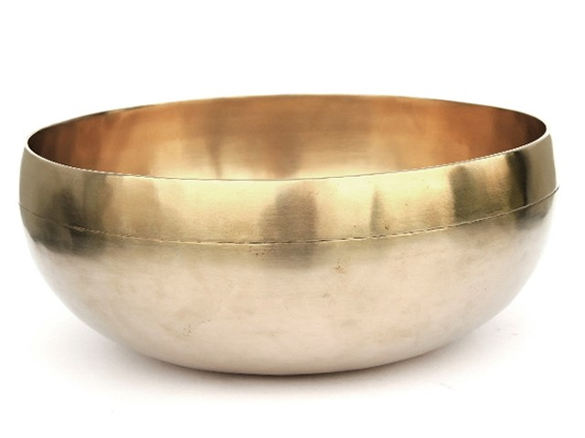 Peter Hess® Sangha-Meditationsklangschalen 2000g (gold)