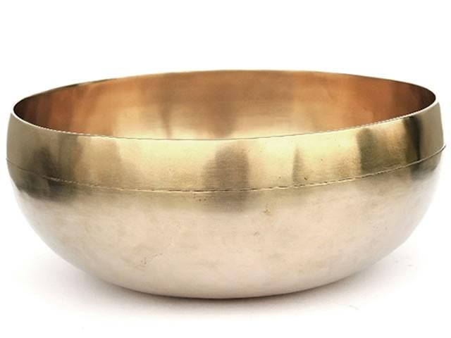 Peter Hess® Sangha-Meditationsklangschalen 2500g (gold)