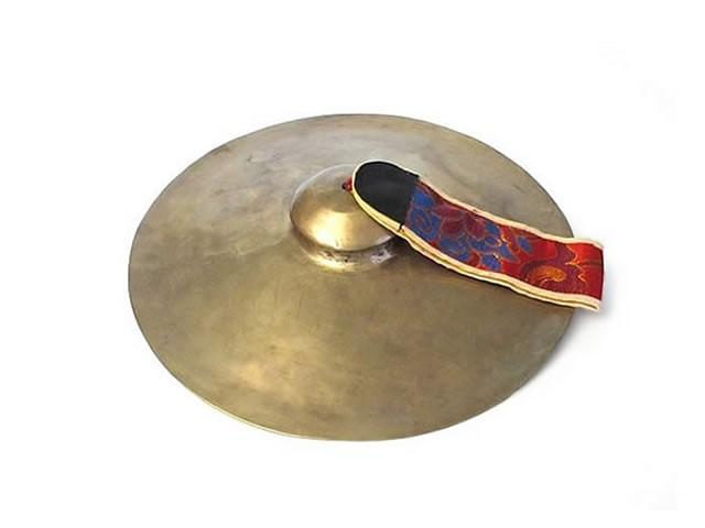 Tibetische Zymbel - Klangdusche 29 cm