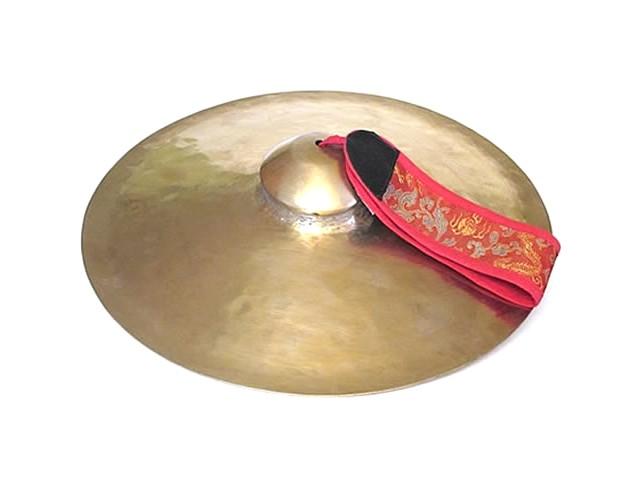 Tibetische Zymbel - Klangdusche 35,5 cm