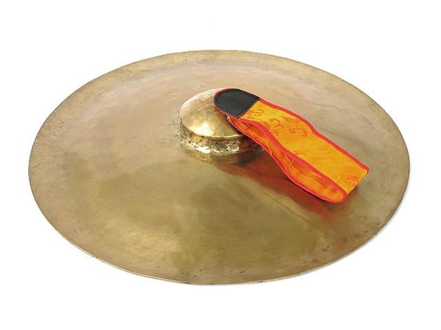 Tibetische Zymbel - Klangdusche 37 cm